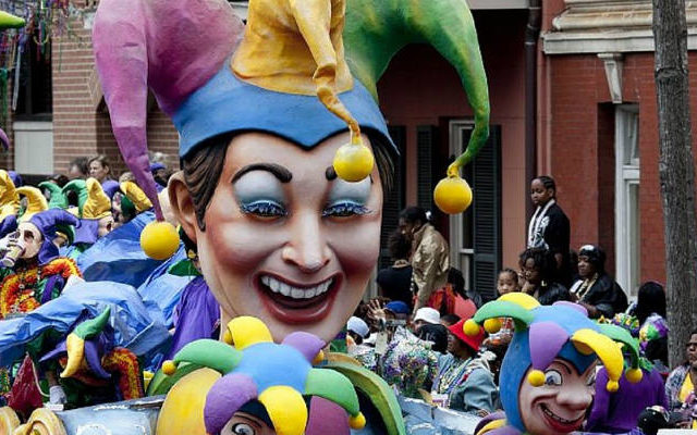 Family fun at the Southwest Louisiana Mardi Gras in Lake Charles