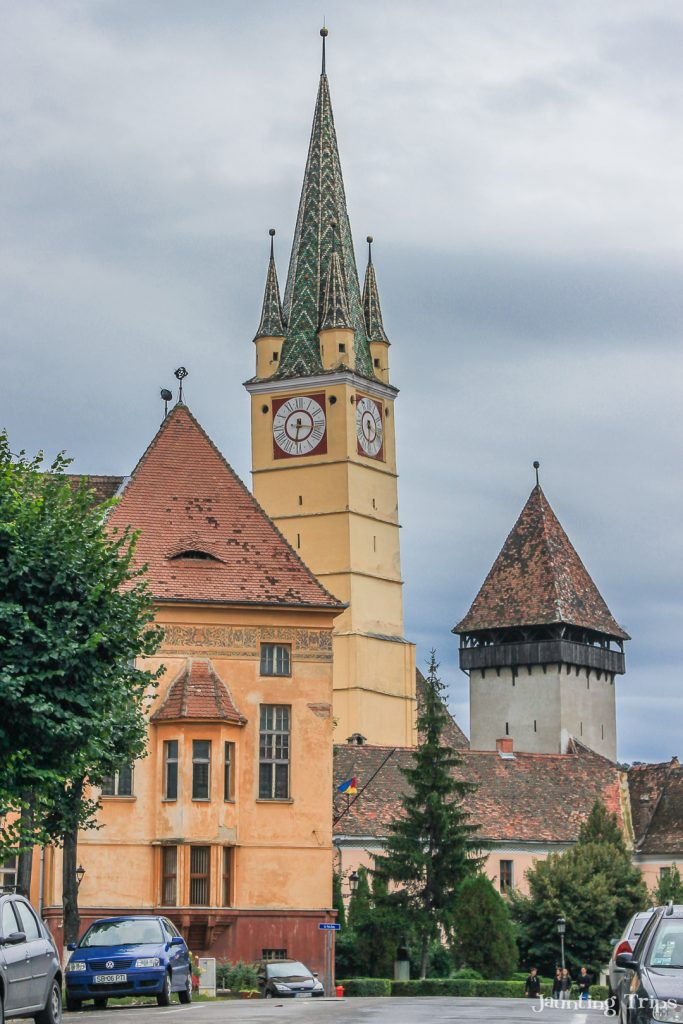 Churches of Transylvania