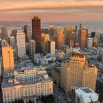City sightseeing San Francisco with the self guided walking tour