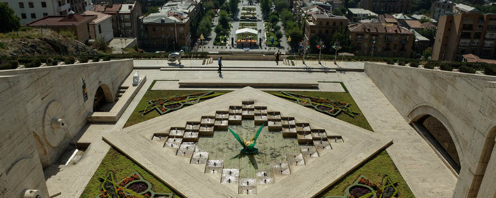 What to do in Yerevan, five suggestions for the Armenian capital