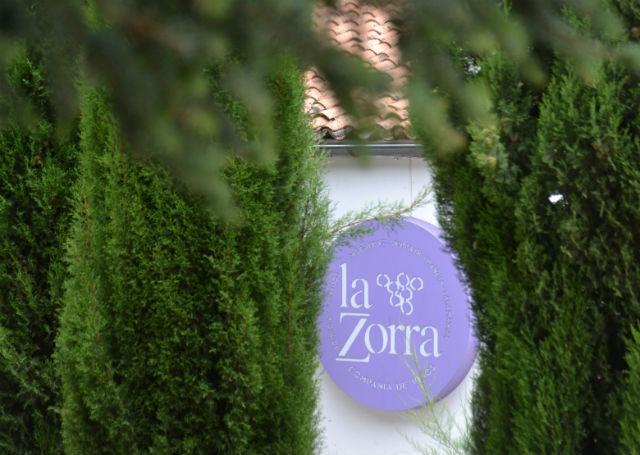 Visiting La Zorra Mogaraz