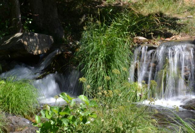 Hiking el río agadón