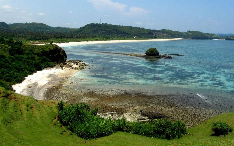 Beaches of Kuta Lombok