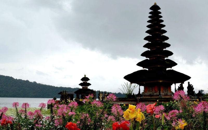 Pura Ulun Danu Temple in Bali