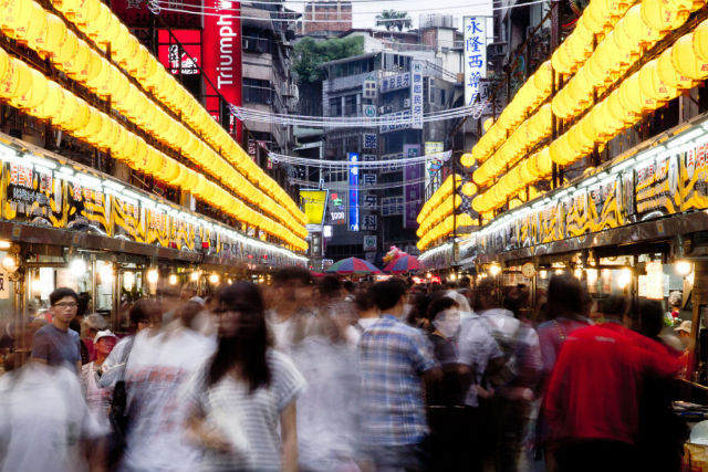 The best tourist spots in Taipei