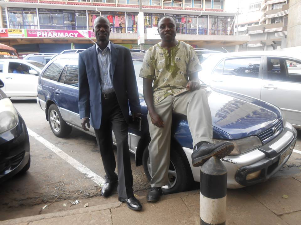 Trusted tour guide in Nairobi