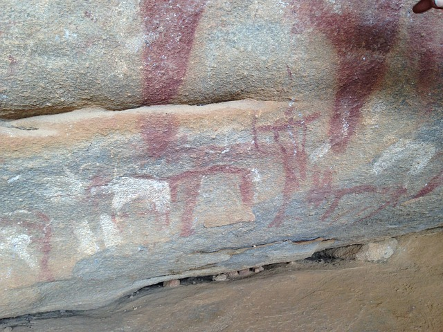 Where to see ancient cave paintings in Somaliland