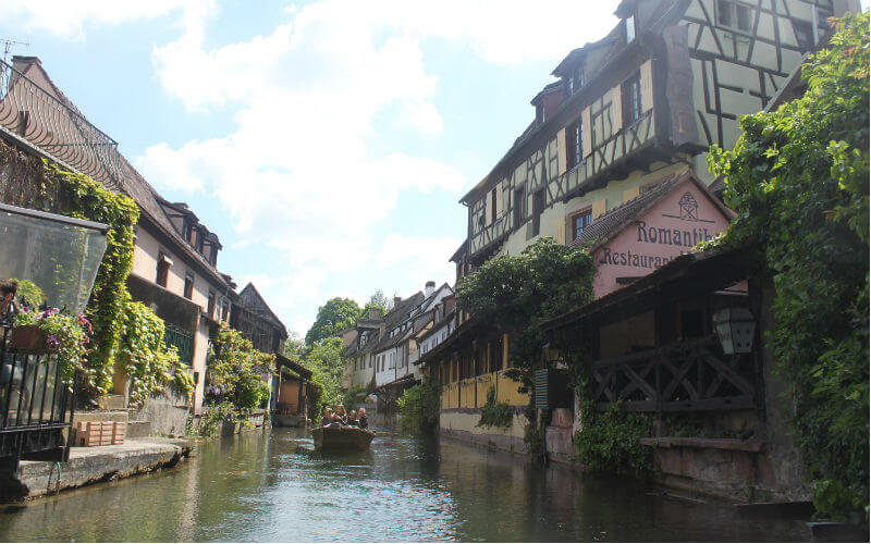 Colmar is known as Little Venice