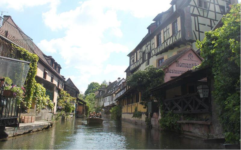 Colmar is known as Little Venice