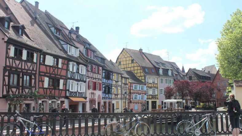 Visit Colmar, a beautiful town in Alsace