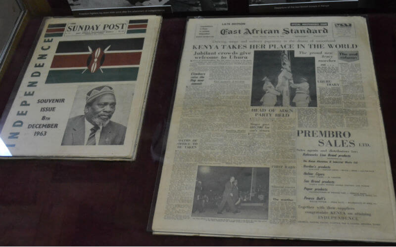 Kenya First elections