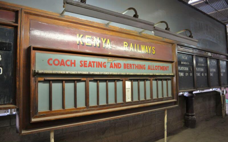 Nairobi train Station