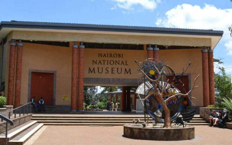 Visiting Nairobi National Museum