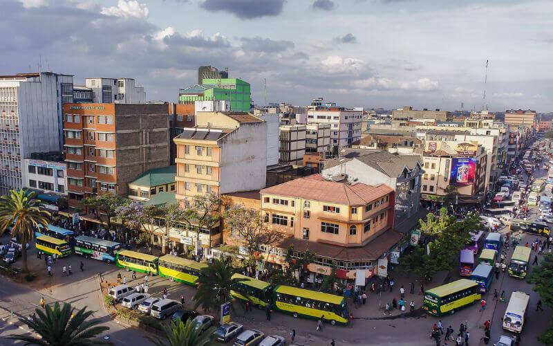 Nairobi City tour 1