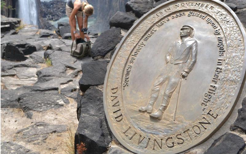 Livingstone Island Victoria Falls tour