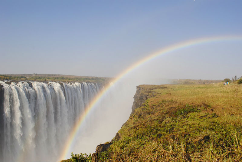 The best country to visit Victoria Falls