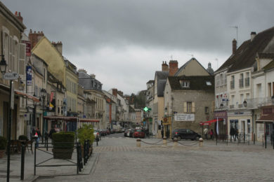 Visit Provins easy to get to from Paris