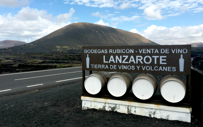 Rubicon Vineyard Lanzarote