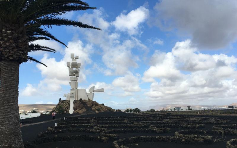 Cesar Manrigue's Monumento a la Fecundidad