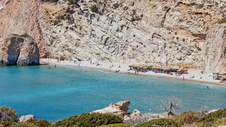 6 of the best beaches in Milos