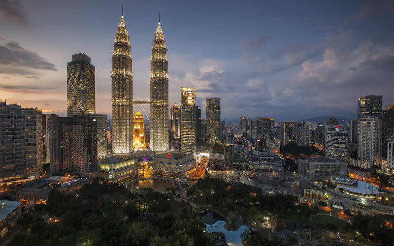 How to enjoy 24 hours in Kuala Lumpur