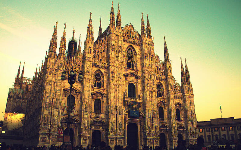 Spending one day in Milan