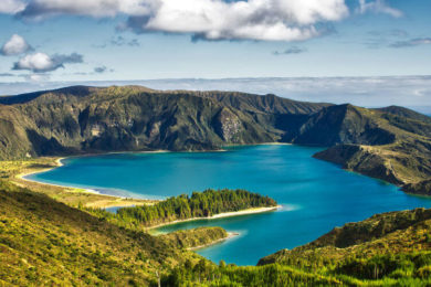 About São Miguel Island & The Azores