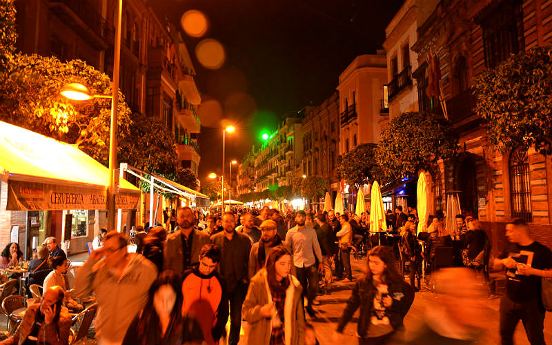 Things to do in Seville - Tapas in Triana