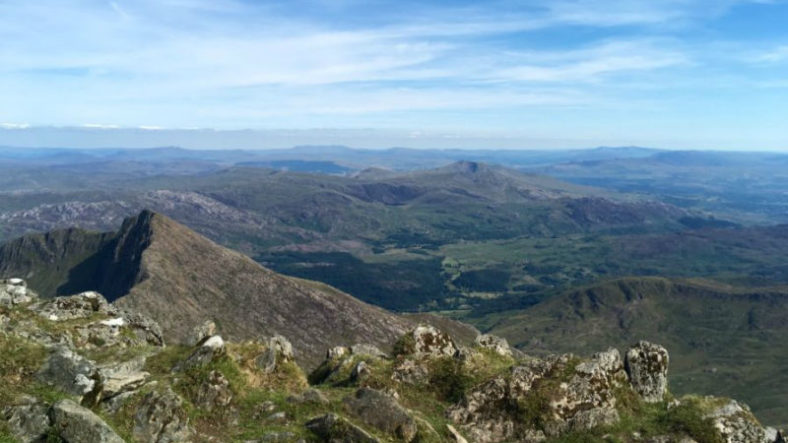 How to get to the top of Mount Snowden