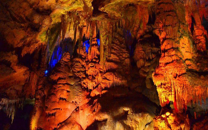 The biggest cave in Georgia