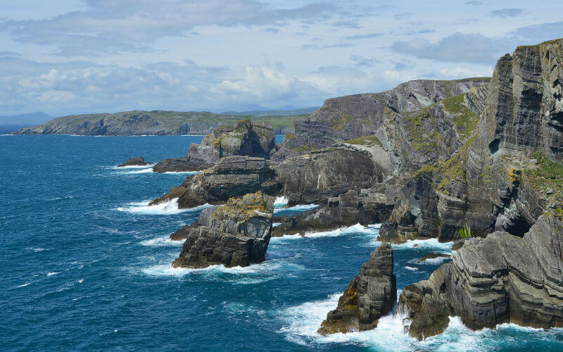 A recommended itinerary for Southern Ireland