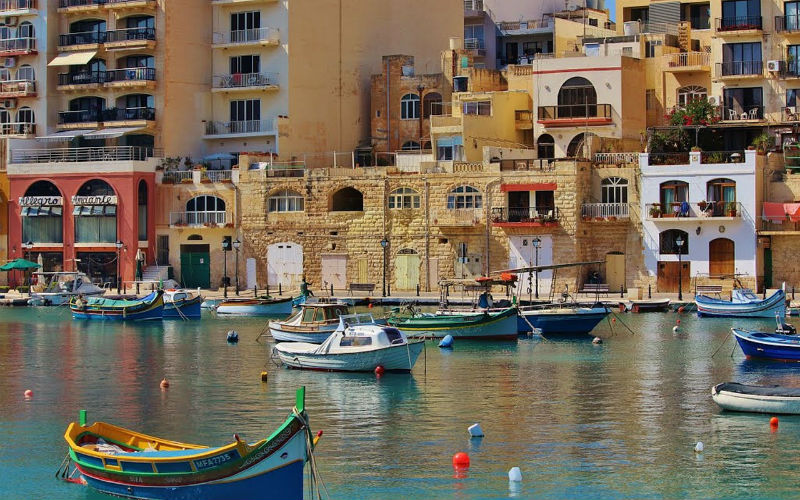 Discover the best corners of Malta
