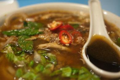 Delicious Malaysian food