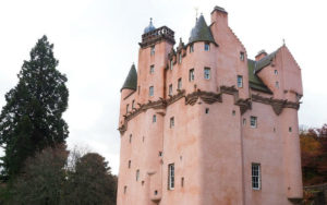 Top castles to visit near Aberdeen