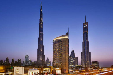 Best location to stay in Dubai