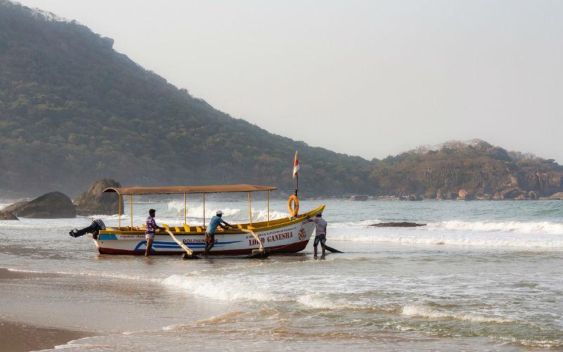 Behind the scenes of Goa