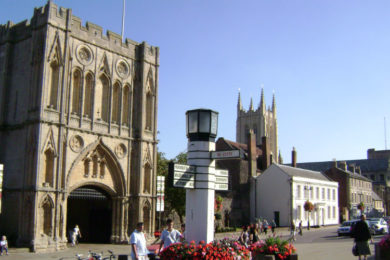 11 of the best hotels in Bury St Edmunds from a local