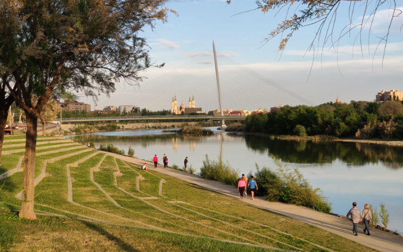 What to see in Zaragoza Spain's fifth largest city