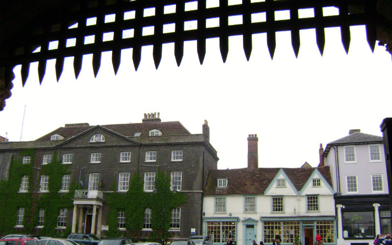 The Angel Hotel is one of the best hotels in Bury St Edmunds