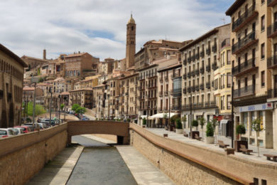 What to see during a visit to the old town of Tarazona in Spain