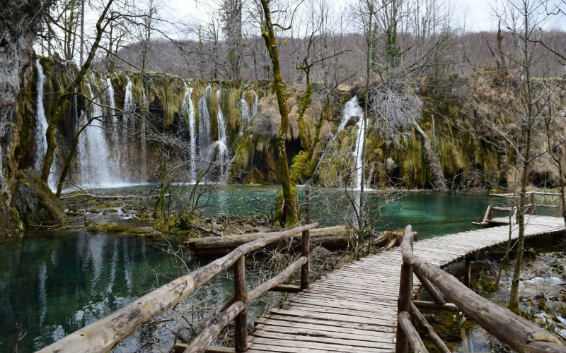 Check out Erin's Ultimate Guide to Plitvice Lakes National Park