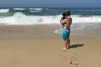 Praia do Pedrogao is a quiet beach village along the central Portuguese coast