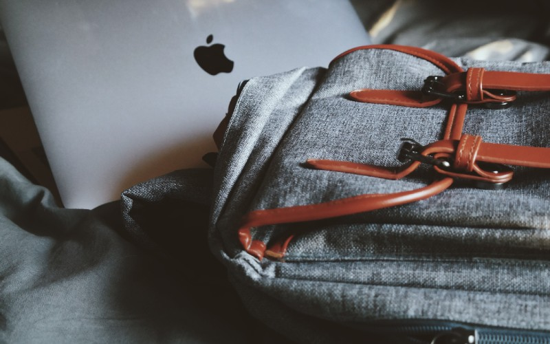 A picture of one of the best backpacks for laptops and travel