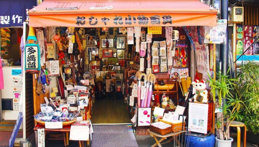 Glimpses of old Tokyo at Yanaka Ginza