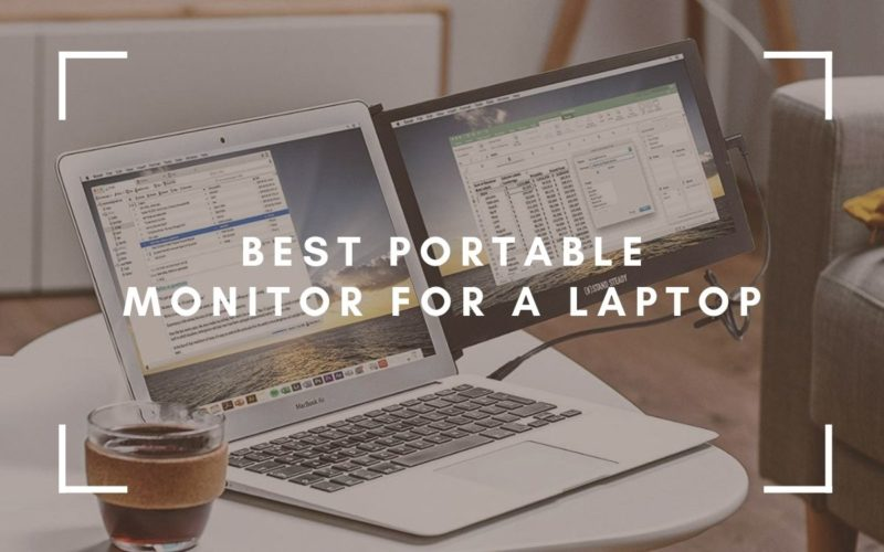 best portable monitor for a laptop