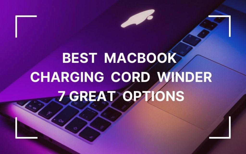 Macbook Charging Cord Winder
