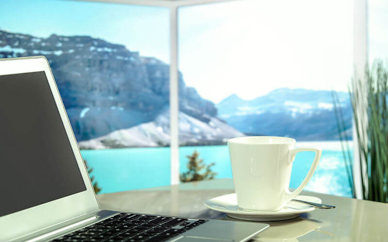 Laptop for Becoming a Digital Nomad