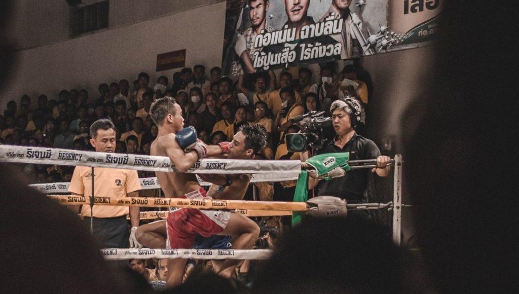 Thai kickboxing, called Muay Thai