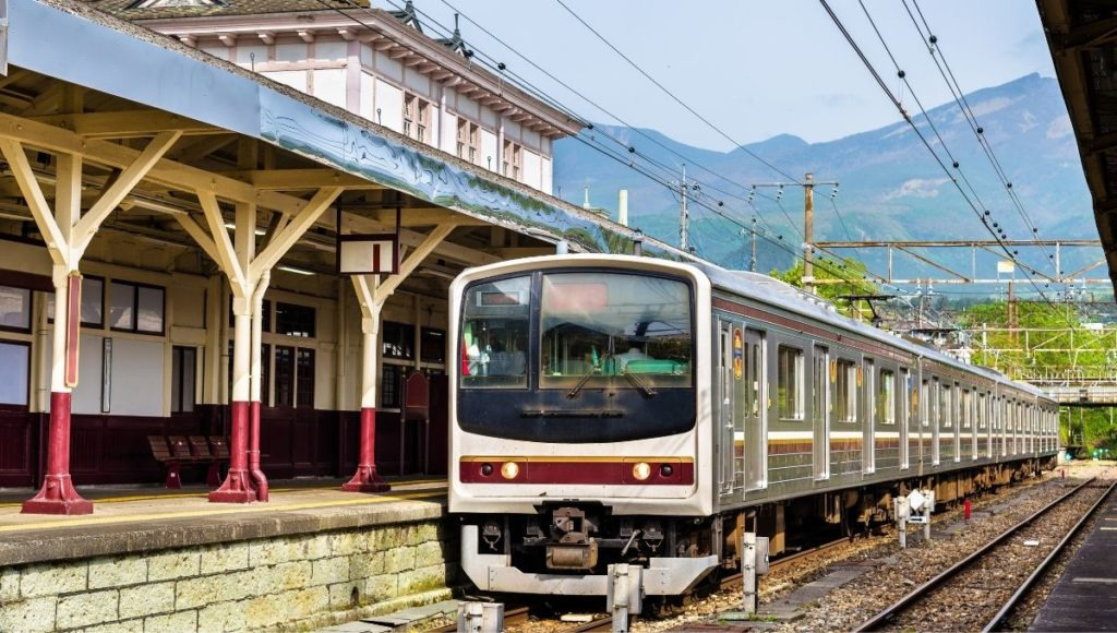 Nikko day trip by train from Tokyo Station