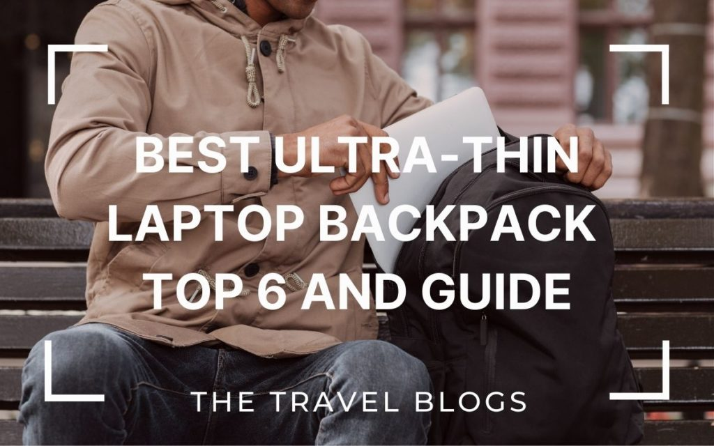 best ultra thin laptop backpack